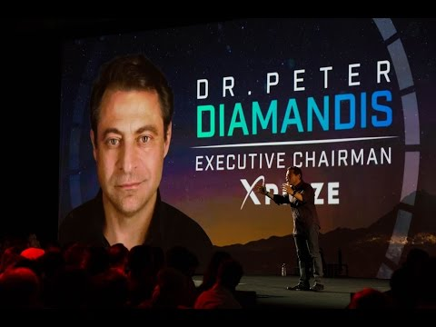 Dr. Peter Diamandis, Executive Chairman, XPrize Foundation @