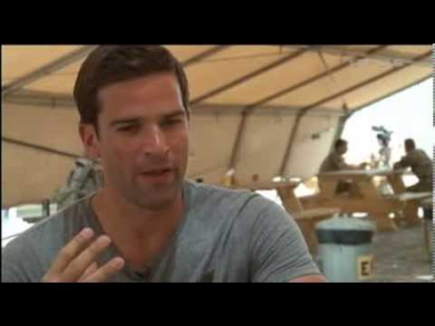 Gethin Jones Plans New Career in Forces 08.08.13