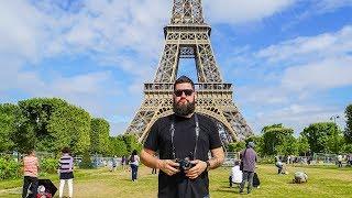 📸 Как снимать в путешествии / Фотографируем в Париже
