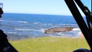 Jeeping Along the Northern California Coast