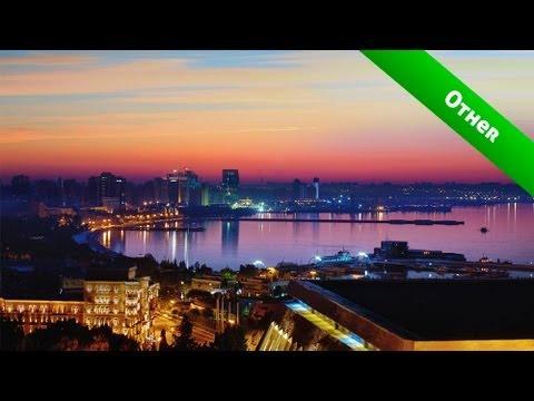Walk In Baku (Timelapse) (Alex Levi 2013)