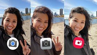 Pixel 4 XL vs iPhone 11 Pro vs Note 10 Plus Camera Comparison!