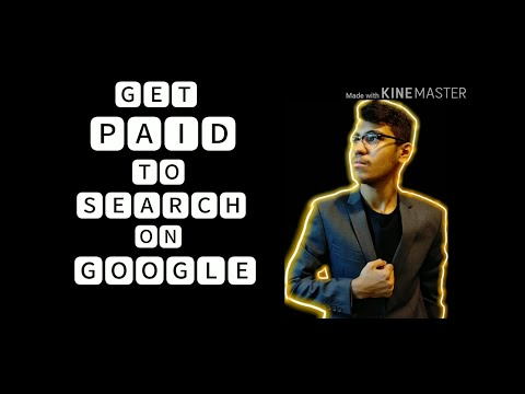 💰How To Earn From Searching On Google !