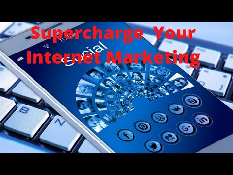 Super Charge your Internet Marketing (2021) #short