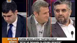 """Ülke Tv – Evrim Meselesi """"Bıçak Sırtı"""""""