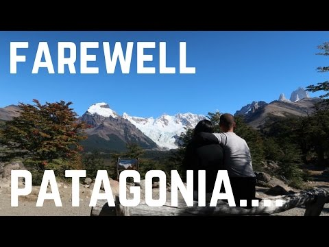 EL CHALTEN HIKING & farewell to PATAGONIA, Argentina | El Chalten, Patagonia, Argentina