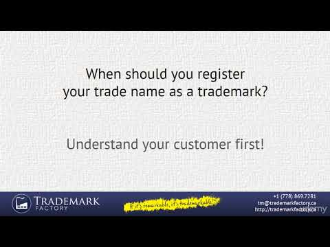 Trademarks in Plain English. Trademark Law for startups. : Trademarks vs. Trade Names