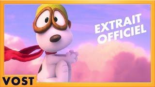 Snoopy et les Peanuts : Le film - Extrait Le Baron Rouge [Officiel] VOST HD