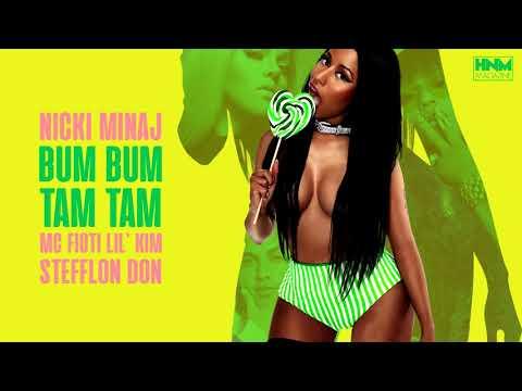Nicki Minaj, MC Fioti, Lil' Kim & Stefflon Don - Bum Bum Tam Tam [MASHUP]