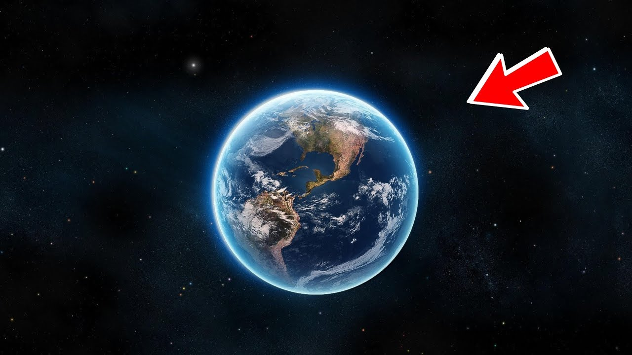 Nasa Discovered First Earth Like Planet Youtube