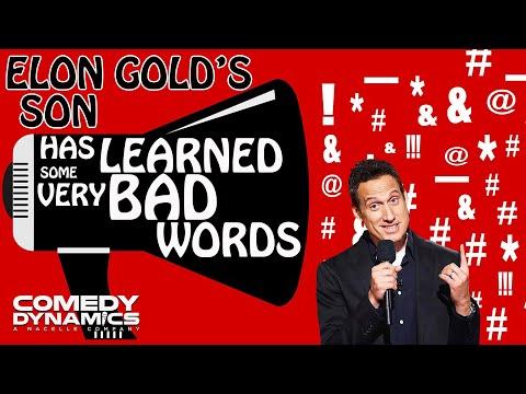 Elon Gold: Chosen And Taken - Really Bad Words