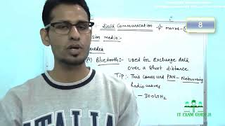 DATA COMMUNICATION & NETWORKING |HINDI| IA INFORMATION ASSISTANT EXAM 2018- PAET1