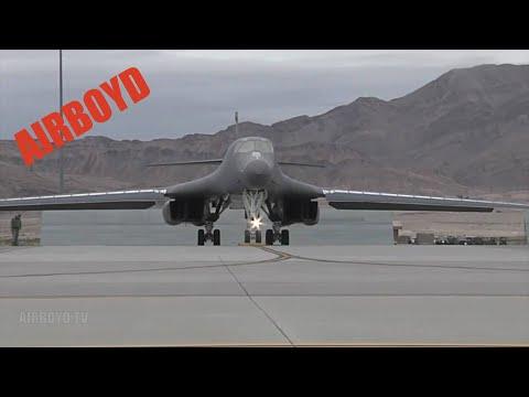 B-1 Bomber Takeoff (2010)