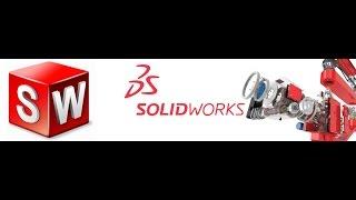 SOLIDWORKS УРОК 1 введение