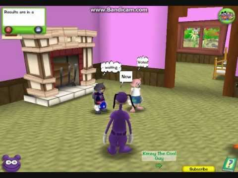 Toontown dating show