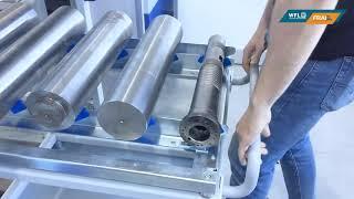 WFL Robotic Technologies - Werkstücke manuell einschleusen