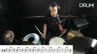 Drum Lesson: Left Hand Downbeats in Jazz