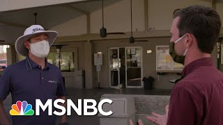 Arizona Senate Race Could Impact Supreme Court Confirmation | Craig Melvin | MSNBC