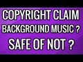 I GOT COPYRIGHT CLAIM !! Must Watch if You Are using Non Copyright Music for Youtube