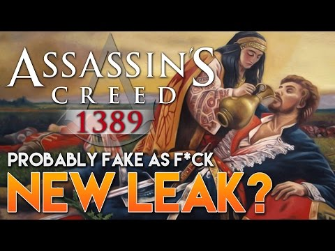 NEW ASSASSIN'S CREED GAME LEAKED? | Assassin's Creed 1389 - Set in Serbia