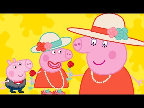 Peppa Pig Celebrates Mother's Day | Peppa Pig Official Channel