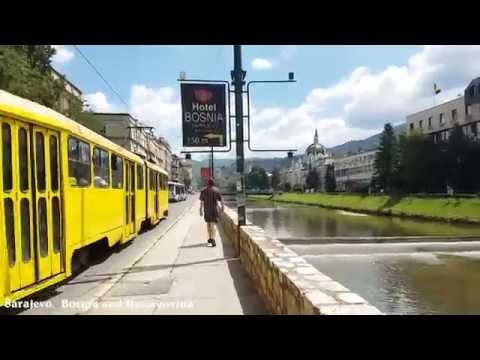 Bosnia and Herzegovina & Serbia. July 2016