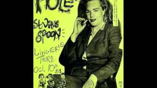 Hole - Garbadge Man (live version, October 1991)