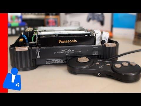 Panasonic 3DO Prototype + Controllers + Tech Samples! - H4G