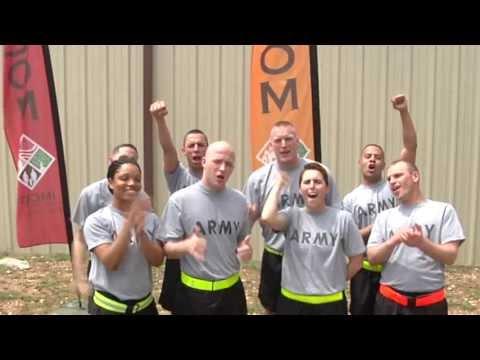 U.S. Army IMCOM - JBSA Best Warrior Shout Out