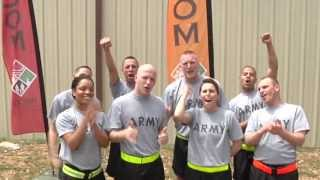 U.S. Army IMCOM - JBSA Best Warrior Shout Out