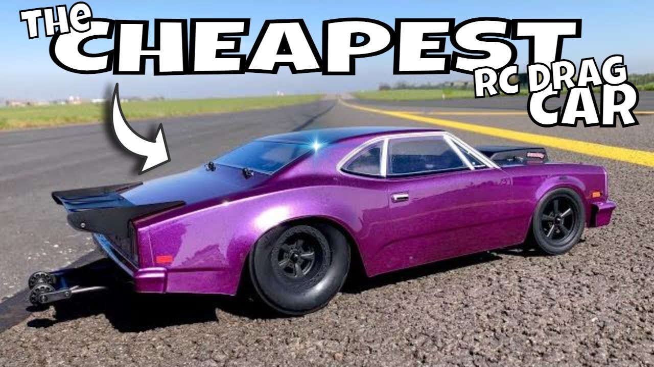 The CHEAPEST No Prep RC Drag Car you can Buy! Team Associated DR10 RTR.