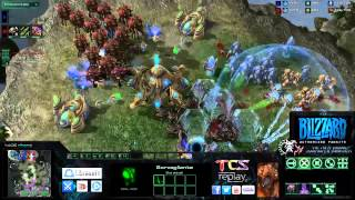 TCS #177: [Zerg Tutorial] Match up vs Protoss- Dove sbaglio vs protoss?