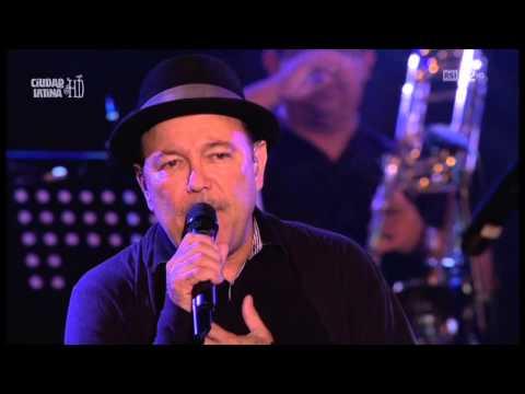 Amor y control - Rubén Blades & Roberto Delgado Orchestra en Lugano