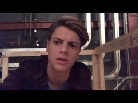 tattoos are addictive apparently  Jace Norman Vlog