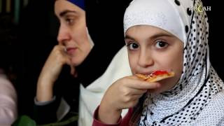БФ «Инсан» организовал праздник детям – сиротам и их мамам