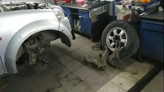 грейт вол Франкенштейн ремонт автомобиля