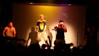 Dub Fx ft. Bomsh - Fabrik Hamburg 23.07.2014