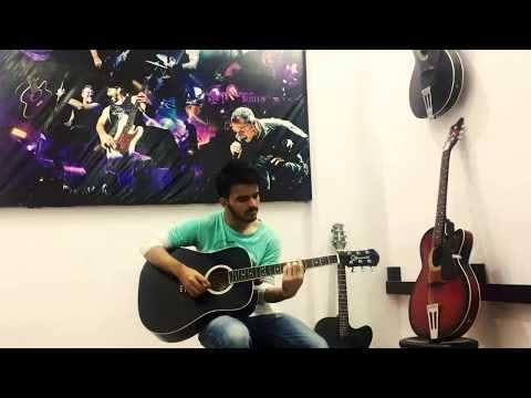 Jeena Jeena || Guitar Instrumental ||