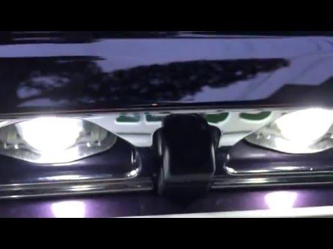 ステップワゴンスパーダ Rp3 ナンバー灯 Led化 Youtube
