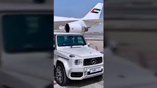 Sheikh Mohammed's New G63 AMG 2019 and Private jet|G63 AMG