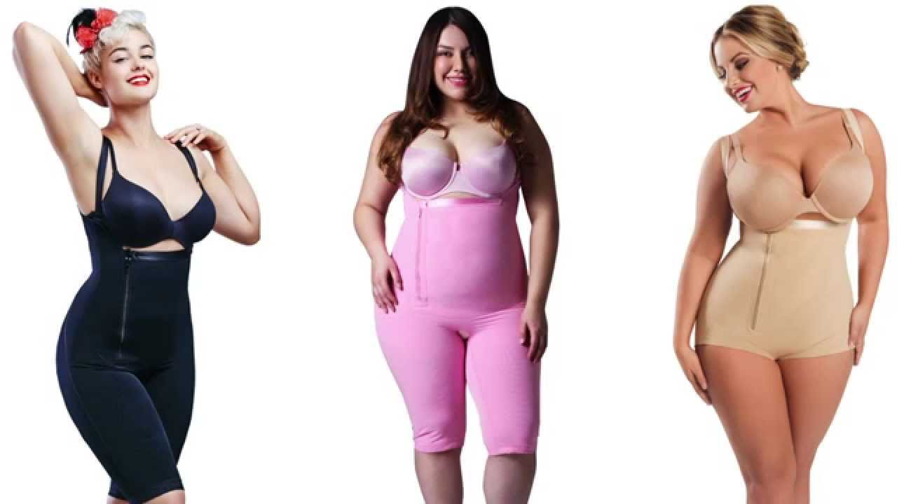 b999e97ad12 Best Shapewear Compression Garments, Post Surgical Garment, Plus Size Body  Shaper - YouTube