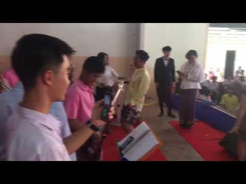 งัดทั่งงัด- สมศรีแบนด์ โรงเรียนร่องคำ #กิจกรรมวันอาเซียน