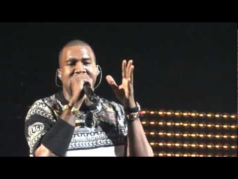 Jay-Z Kanye West Touch the Sky Live Montreal 2011 HD 1080P