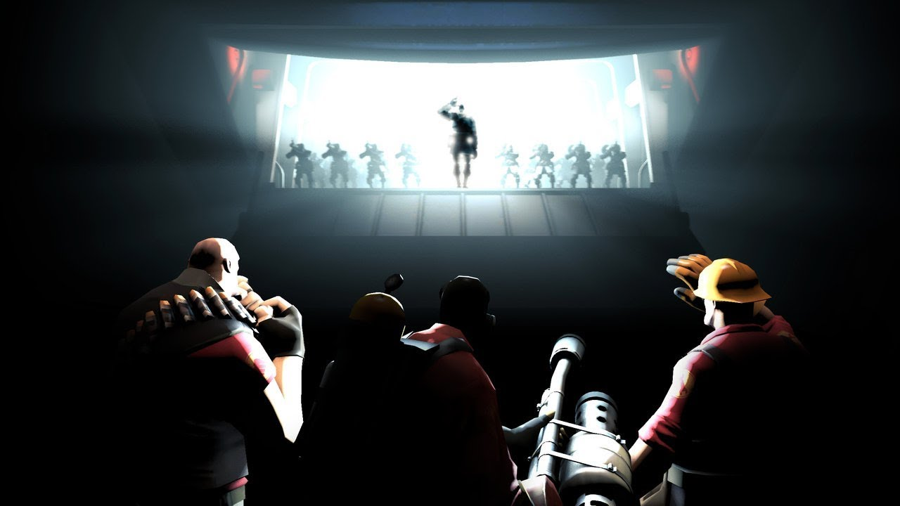 Team Fortress 2 - The Movie (Game Movie) - YouTube