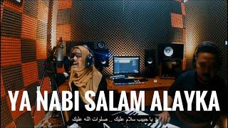 Ya Nabi Salam Alayka Maher Zain - Cover by Lala & Ardi Boto