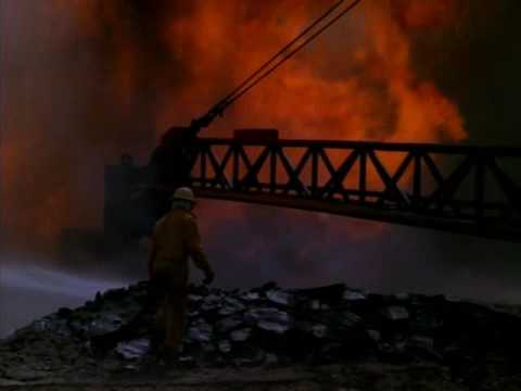 Los incendios de Kuwait.