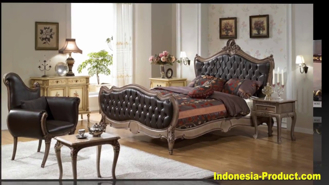 French Antique Reproduction Mahogany Furniture From Jepara Youtube