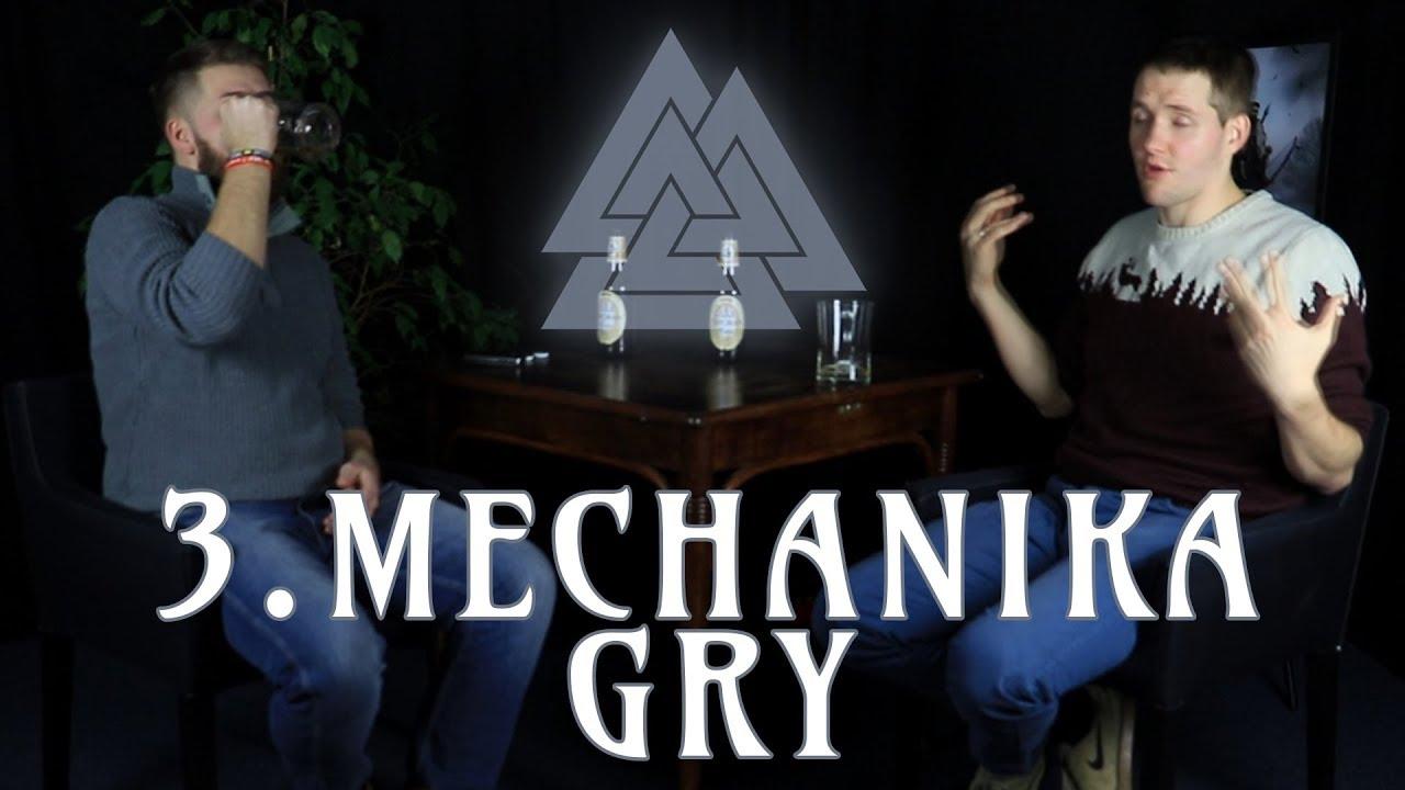 Mechanika gry (Wtorki z Valhallą)