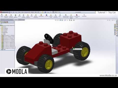 Solidworks Tutorial Parts and Assemblies