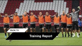 Ταξίδι και προπόνηση στην Ολλανδία - PAOK TV
